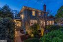 Side of House at Dusk - 224 N JACKSON ST, ARLINGTON