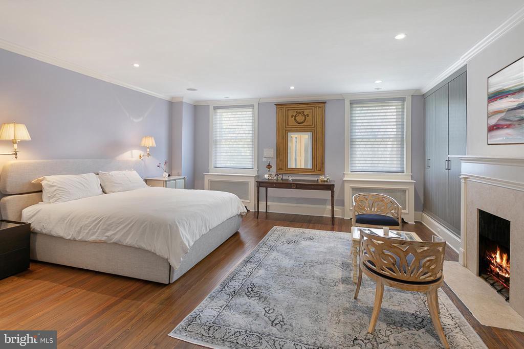 Primary Bedroom - 2019 Q ST NW, WASHINGTON