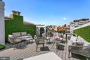 Private Roof Deck - 2019 Q ST NW, WASHINGTON