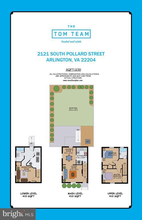 - 2121 S POLLARD ST, ARLINGTON