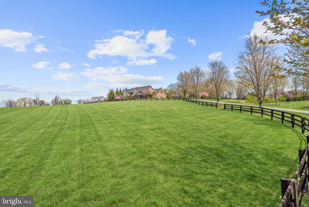 3 Acres Fenced Horse Pasture | H20 & Electric - 8329 MYERSVILLE RD, MIDDLETOWN