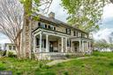 Large addition - 19525 TELEGRAPH SPRINGS RD, PURCELLVILLE