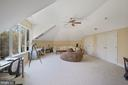 Upper Level Room used as Family Study - 9211 BLACK RIFFLES CT, GREAT FALLS