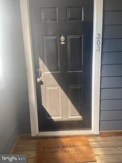 Inviting  front door - 20303 BEECHWOOD TER #303, ASHBURN