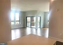 Open to Living and Dining Room - 44691 WELLFLEET DR #304, ASHBURN
