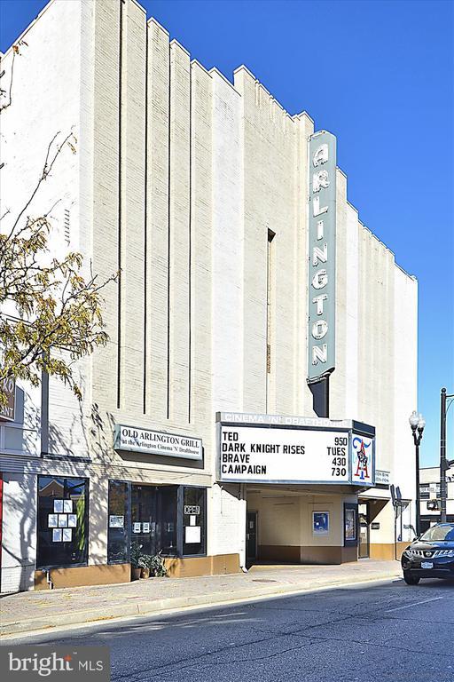 Arlington Cinema and Draft House - 3100 S MANCHESTER ST #612, FALLS CHURCH
