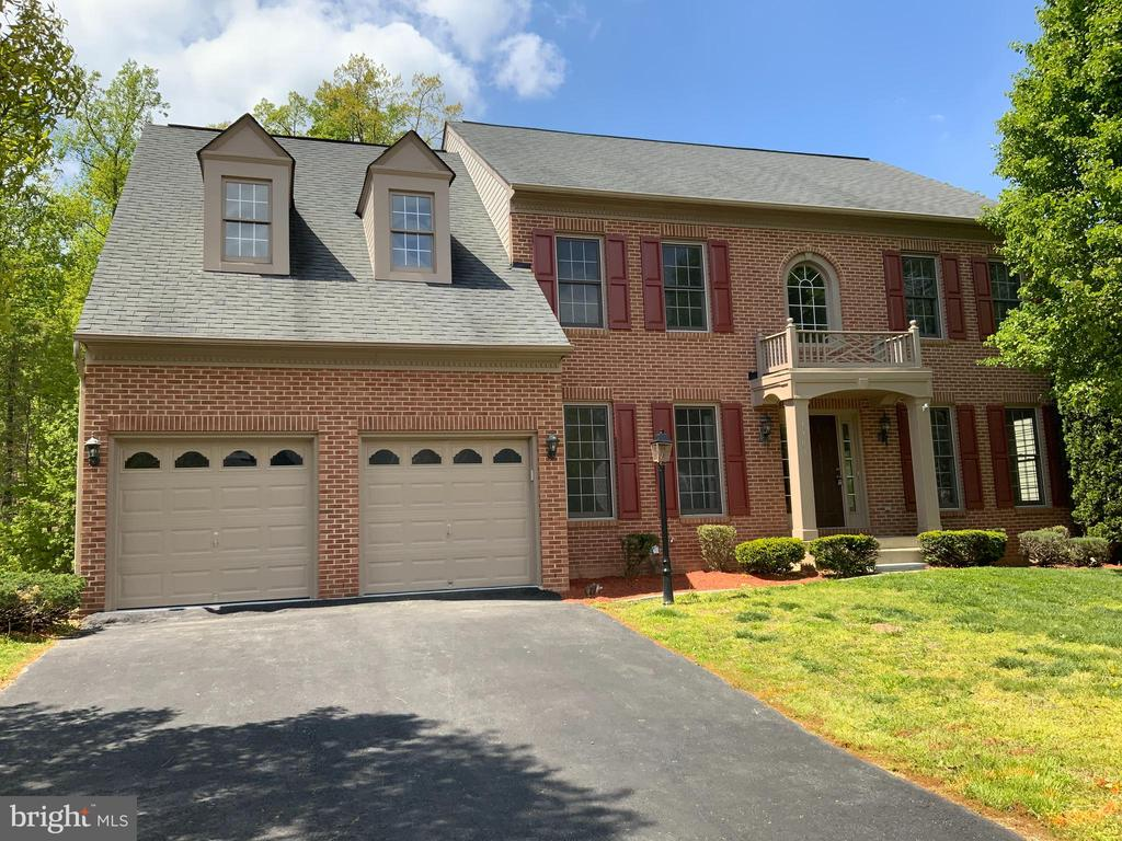 Front house - 3709 FIDELIS CT, TRIANGLE