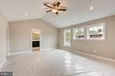 Primary BR - For illustrative purposes only. - HOMESITE 3 FLORENCE RD, MOUNT AIRY