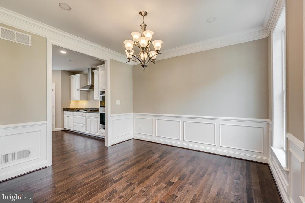 Dining - For illustrative purposes only. - HOMESITE 3 FLORENCE RD, MOUNT AIRY