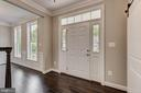 Foyer - For illustrative purposes only. - HOMESITE 3 FLORENCE RD, MOUNT AIRY