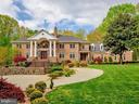 Majestic  Custom Home  in a beautiful setting - 11009 HAMPTON RD, FAIRFAX STATION