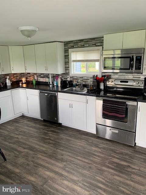 Renovated Kitchen - 10612 SHEELEY RD, THURMONT