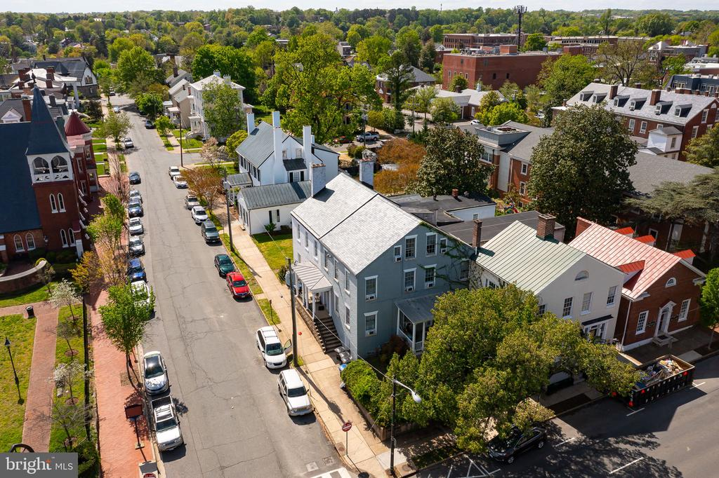ANOTHER VIEW OF HANOVER STREET. - 800 PRINCESS ANNE ST, FREDERICKSBURG