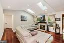 Open Living Space - 604 RIDGEWELL WAY, SILVER SPRING
