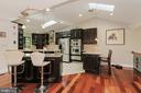 Gourmet Kitchen - 604 RIDGEWELL WAY, SILVER SPRING