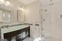Owner's Bath - 604 RIDGEWELL WAY, SILVER SPRING