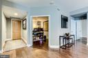 View of Den/3rd Bedroom - 11990 MARKET ST #411, RESTON