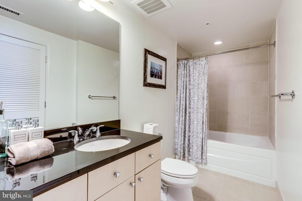 Double Vanity in Second Bath - 11990 MARKET ST #411, RESTON