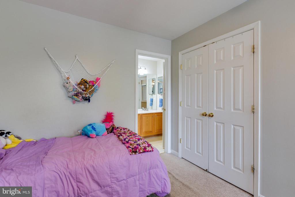 Bedroom 1 - 14917 GLADIOLUS CT, WOODBRIDGE