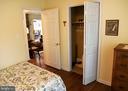 Bedroom 3 alternate view - 312 SYCAMORE DR, FREDERICKSBURG