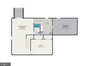 Lower level floor plan - 8104 CREEKVIEW DR, SPRINGFIELD