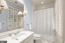 Bedroom 2 en suite bath - 2208 KALORAMA RD NW, WASHINGTON