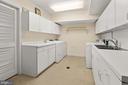 Laundry room - 2208 KALORAMA RD NW, WASHINGTON