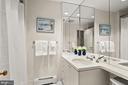 Bedroom 6 en suite bath - 2208 KALORAMA RD NW, WASHINGTON