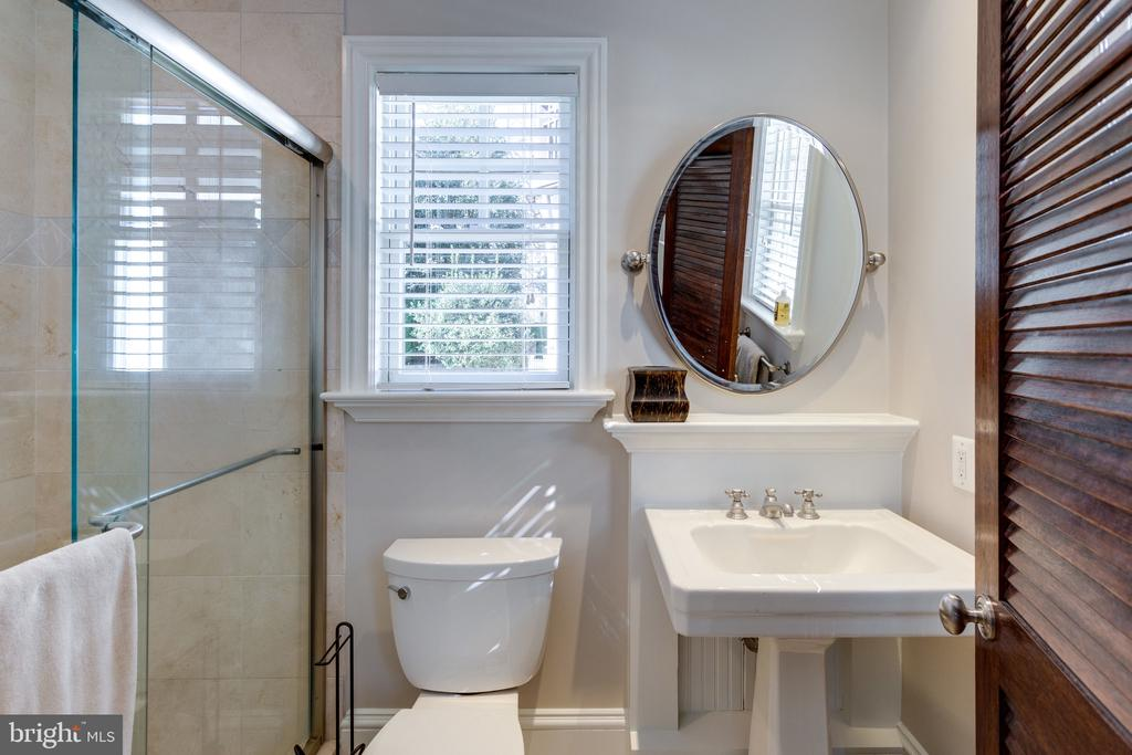 Carriage House - Full Bath - 7301 DULANY DR, MCLEAN