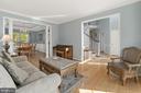 Very open floor plan - 2104 BEAR CREEK CT, FREDERICK
