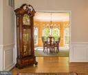 Gorgeous Front Entry to Grand-size Dining Room! - 10654 CANTERBERRY RD, FAIRFAX STATION