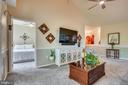 Open and spacious with beautiful lighting added - 20933 CEDARPOST SQ #302, ASHBURN