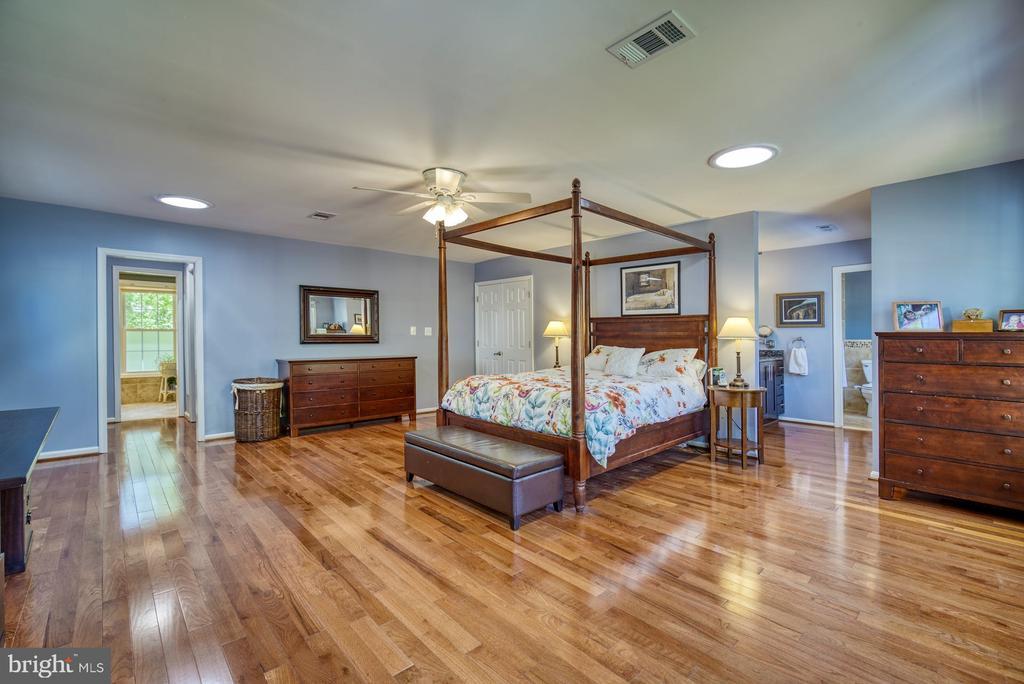 Primary Bedroom - 2645 BLACK FIR CT, RESTON