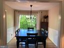 Dining Room - 1829 WAINWRIGHT DR, RESTON