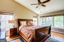 Custom paint throughout the home. - 1206 WOODBROOK CT, RESTON