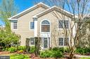 Beautiful end unit townhome in Reston Virginia - 1206 WOODBROOK CT, RESTON