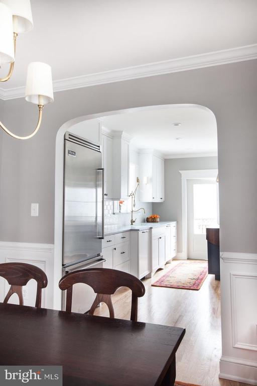 Separate Dining Room - 9341 COLUMBIA BLVD, SILVER SPRING