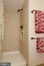 LL Full Bath with Shower - 2917 S WOODSTOCK ST #A, ARLINGTON