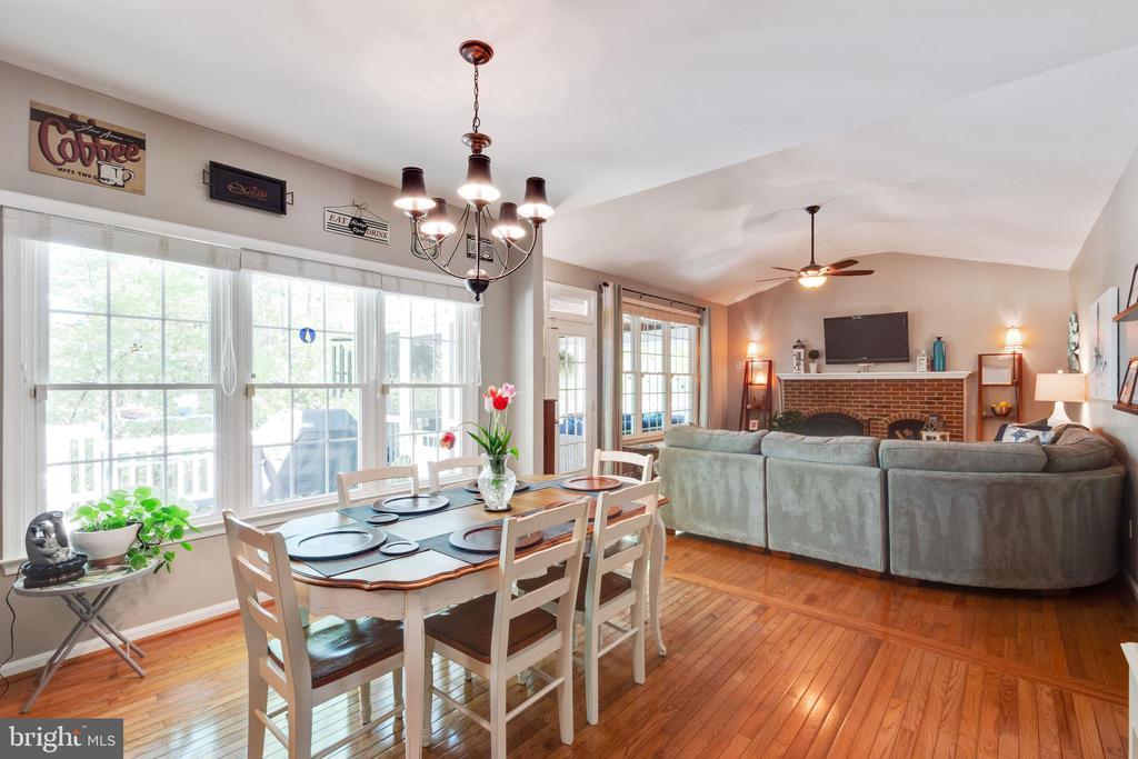 Breakfast Room - 15971 KENSINGTON PL, DUMFRIES