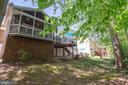 Backyard - 15971 KENSINGTON PL, DUMFRIES