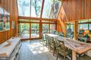 Gorgeous dining room full of light - 300 MT PLEASANT DR, LOCUST GROVE
