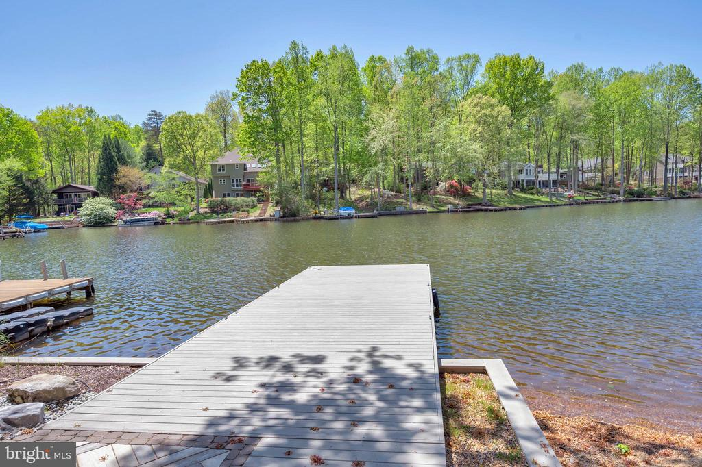 Dock - for your boat - 300 MT PLEASANT DR, LOCUST GROVE