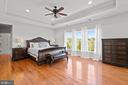 Master Bedroom - 42838 DOBSON CT, BROADLANDS
