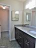Newer 12-inch ceramics and double vanity w/storage - 12520 BROWNS FERRY RD, HERNDON