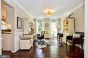 Main Level Office! - 20766 RIVERBIRCH PL, STERLING