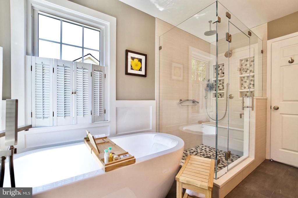 Large Shower! - 20766 RIVERBIRCH PL, STERLING