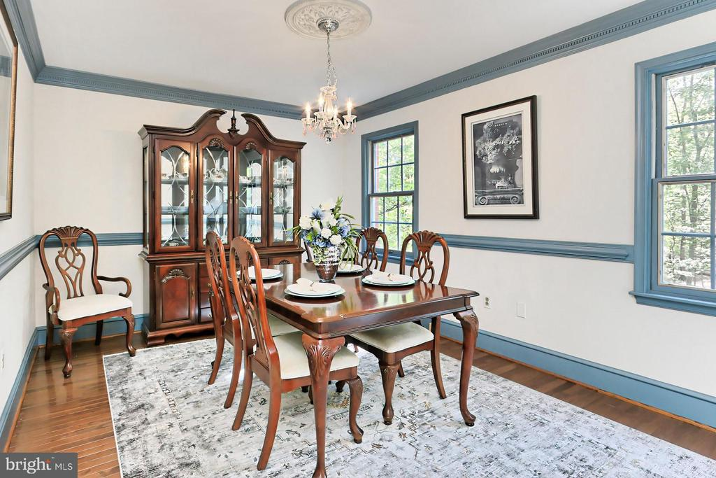Formal Dining rm WITH