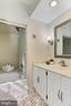 Ensuite Bath Steam Shower/Tub & Vanity - 10700 HAMPTON RD, FAIRFAX STATION