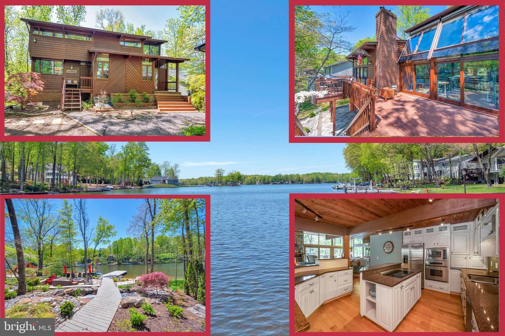 Welcome to the perfect lake house! - 300 MT PLEASANT DR, LOCUST GROVE