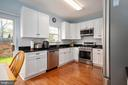 Kitchen fully remodeled in 2021! - 4 CATHERINE LN, STAFFORD